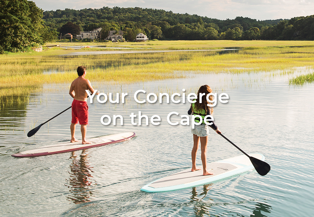 Pine Acres Realty Cape Cod Vacation Concierge Services